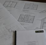 nieuwbouw van een vrijstaande woning te Klazienaveen
