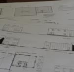 nieuwbouw van een woning en bedrijfspand te Assen